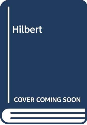 9780387049991: Hilbert