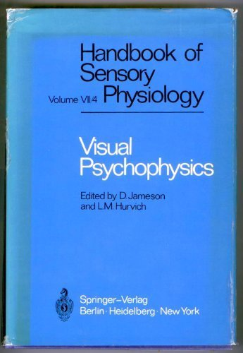 9780387051468: Visual psychophysics, (Handbook of sensory physiology)