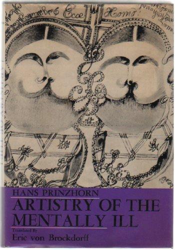9780387055084: Prinzhorn: Artistry Mentally, Ill