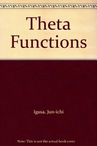 Theta Functions: J. Igusa