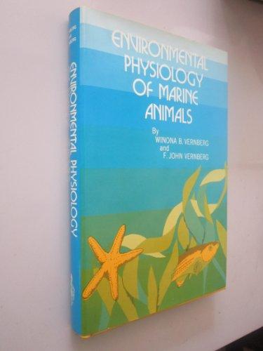 9780387057217: Environmental physiology of marine animals