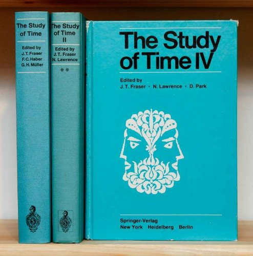 9780387058245: The Study of Time. Proceedings of the First Conference of the International Society for the Study of Time, Oberwolfach (Black Forest) - West Germany