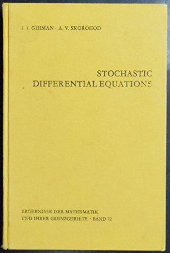 9780387059464: Stochastic differential equations (Ergebnisse der Mathematik und ihrer Grenzgebiete, Band 72)