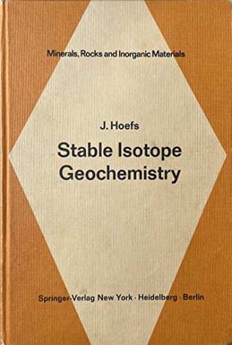 STABLE ISOTOPE GEOCHEMISTRY HOEFS EBOOK