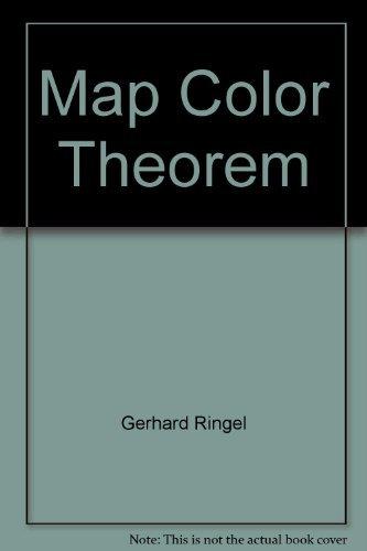 9780387065489: Map color theorem (Die Grundlehren der mathematischen Wissenschaften in Einzeldarstellungen mit besonderer Berucksichtigung der Anwendungsgebiete)