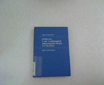 9780387070179: Einführung in die Zuverlässigkeit elektronischer Geräte und Systeme.