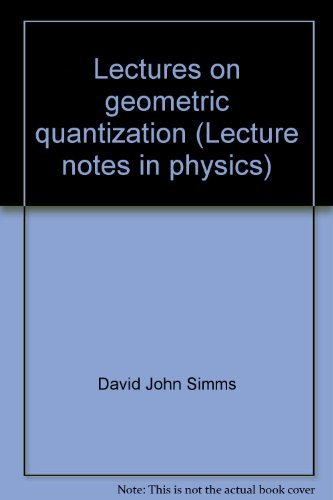9780387078601: Lectures on Geometric Quantization (Lecture Notes in Physics, No. 53)