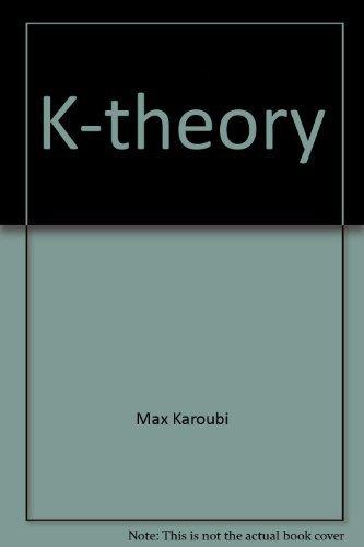 9780387080901: K-theory: An introduction (Grundlehren der mathematischen Wissenschaften)