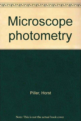 Microscope photometry: Piller, Horst