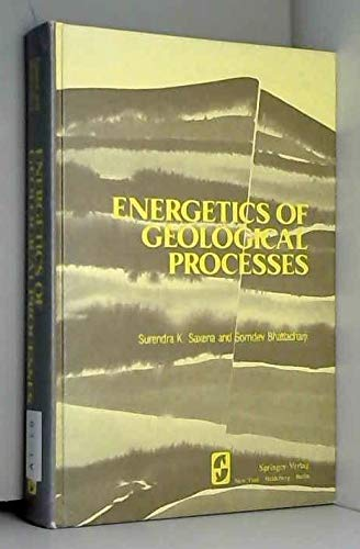 Energetics of geological processes: Hans Ramberg on: Saxena S.K. &