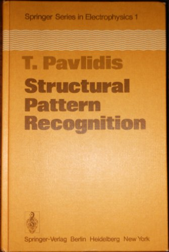 Structural Pattern Recognition: Pavlidis, T.