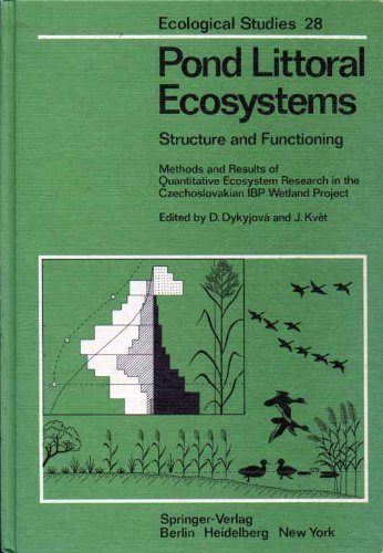Pond Littoral Ecosystems: Structure and Functioning: Methods and Results of Quantitative Ecosystem ...