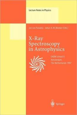 X-Ray Spectroscopy: Agarwal, B.K.