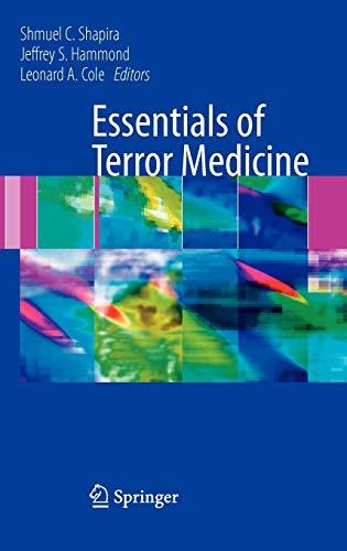 9780387094113: Essentials of Terror Medicine