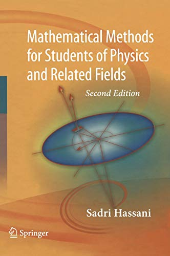 9780387095035: Mathematical Methods: For Students of Physics and Related Fields