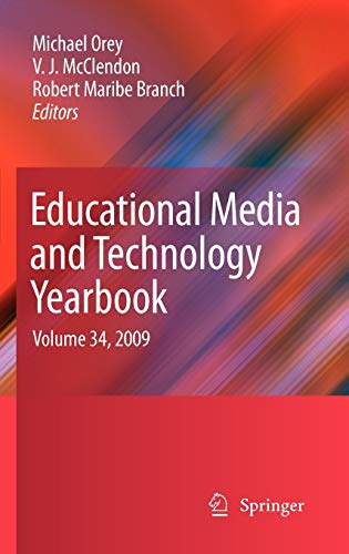 9780387096742: Educational Media and Technology Yearbook 2009: 34
