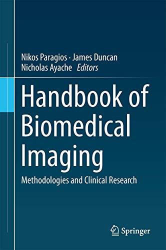 Handbook of Biomedical Imaging: Nikos Paragios