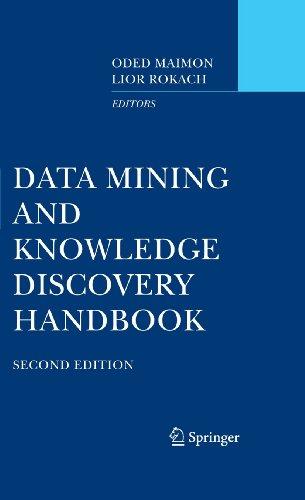 Data Mining and Knowledge Discovery Handbook (Hardback)