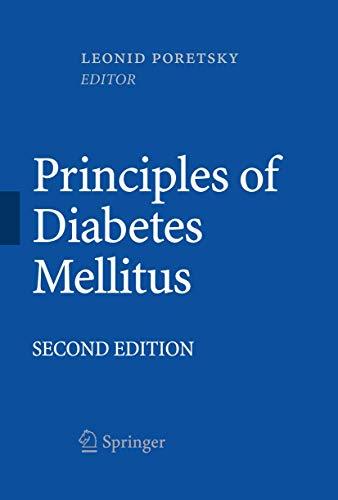 9780387098401: Principles of Diabetes Mellitus