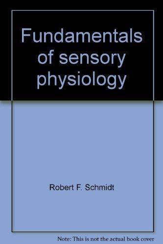 9780387103495: Fundamentals of sensory physiology