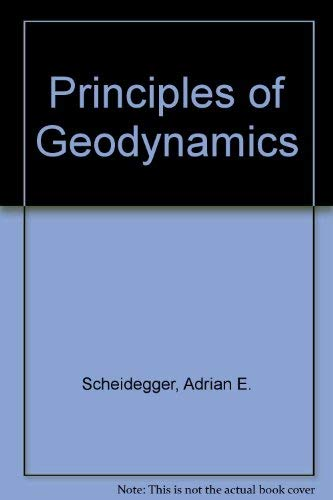 9780387113234: Principles of Geodynamics
