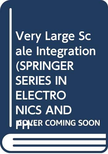 Very Large Scale Integration (Springer Series in