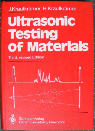 9780387117331: Ultrasonic testing of materials