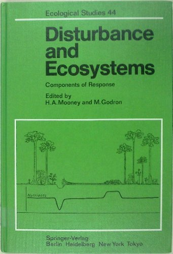 9780387124544: Disturbance and Ecosystems: Components of Response : Ecological Studies 44