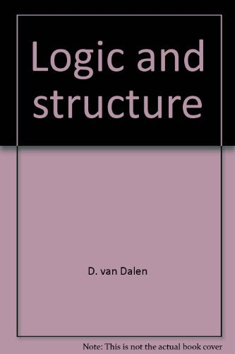 9780387128313: Logic and structure [Paperback] by D. van Dalen