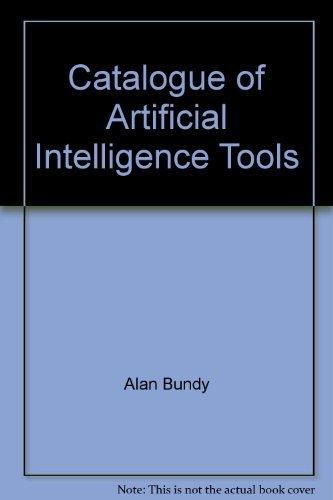 Catalogue of artificial intelligence tools (Symbolic computation): Bundy, Alan
