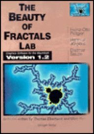 9780387142128: The Beauty of Fractals Lab: Graphics Software for the Macintosh, Version 1.2