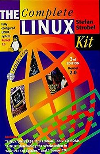 9780387142371: The Complete Linux Kit