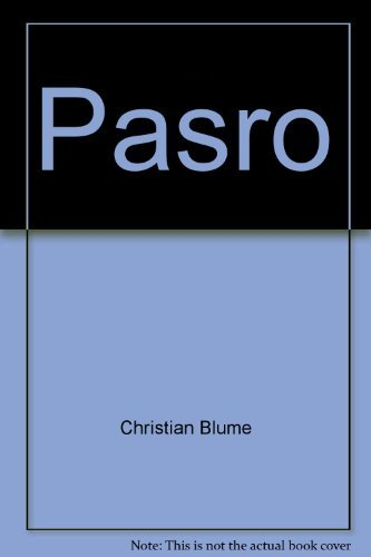 9780387151205: PASRO: Pascal for robots