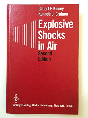 9780387151472: Explosive Shocks in Air