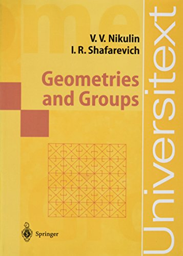 9780387152813: Geometries and Groups (Springer Series in Soviet Mathematics)