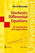 9780387152929: Stochastic differential equations: An introduction with applications (Universitext)