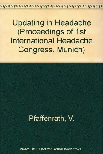 9780387153186: Updating in Headache (Proceedings of 1st International Headache Congress, Munich)