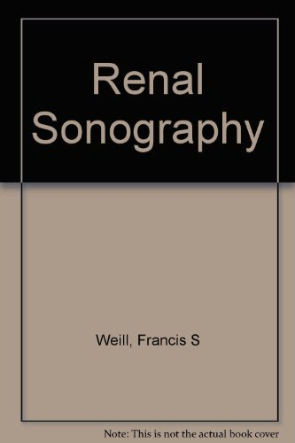 9780387153438: Renal Sonography
