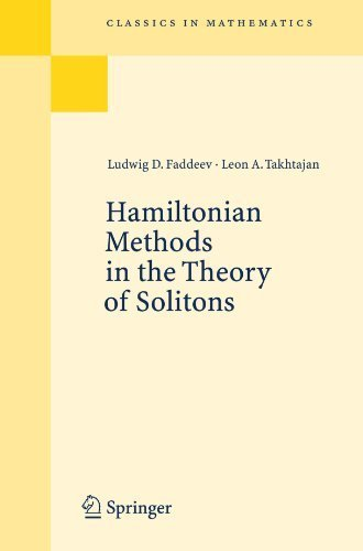 9780387155791: Hamiltonian Methods in the Theory of Solitons (Springer Series in Soviet Mathematics)