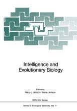 Intelligence and Evolutionary Biology (Nato a S: Italy) NATO Advanced