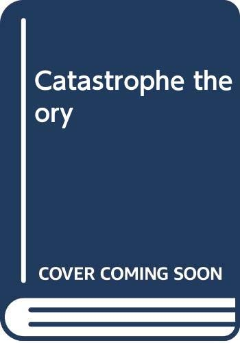 9780387161990: Catastrophe Theory