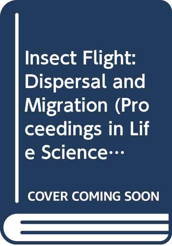 Insect Flight: Dispersal and Migration (Proceedings in: Wijesiri Danthanarayana
