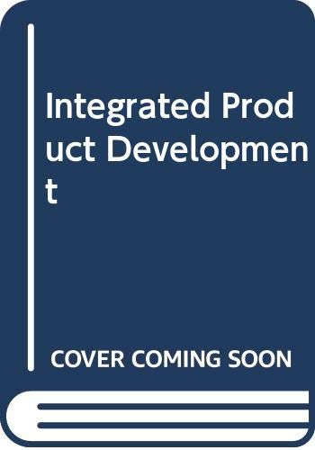 9780387166797: Integrated Product Development