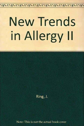 9780387166841: New Trends in Allergy II