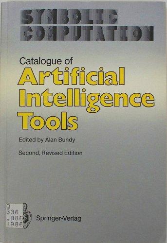 Catalogue of Artificial Intelligence Tools: Bundy, Alan