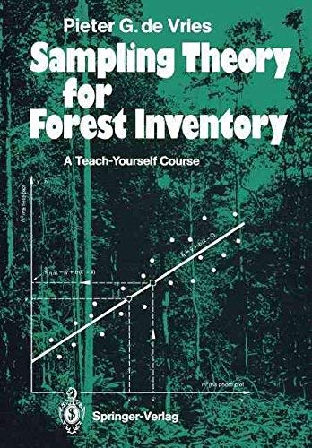 Sampling Theory for Forest Inventory: A Teach-Yourself: Vries, Pieter G.