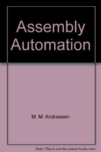 9780387177939: Assembly Automation