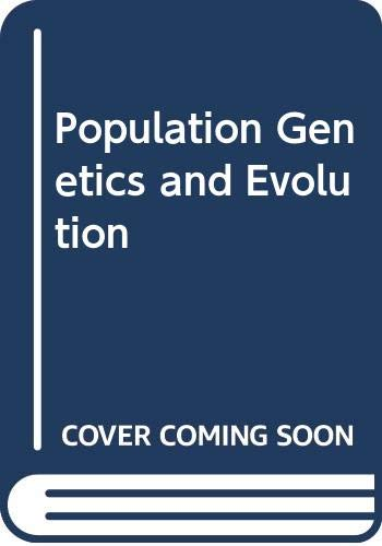 Population Genetics and Evolution: De Jong, Gerdina