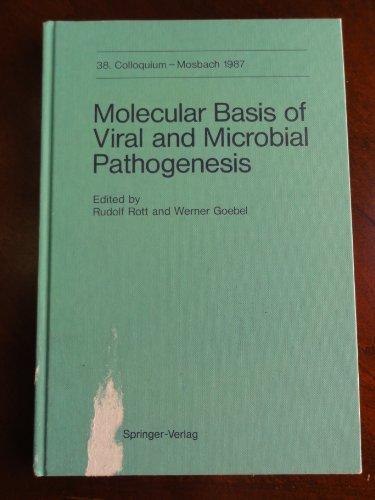9780387186061: Molecular Basis of Viral and Microbial Pathogenesis