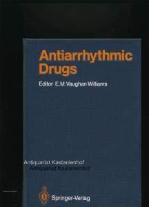 9780387192390: Antiarrhythmic Drugs (Handbook of Experimental Pharmacology)